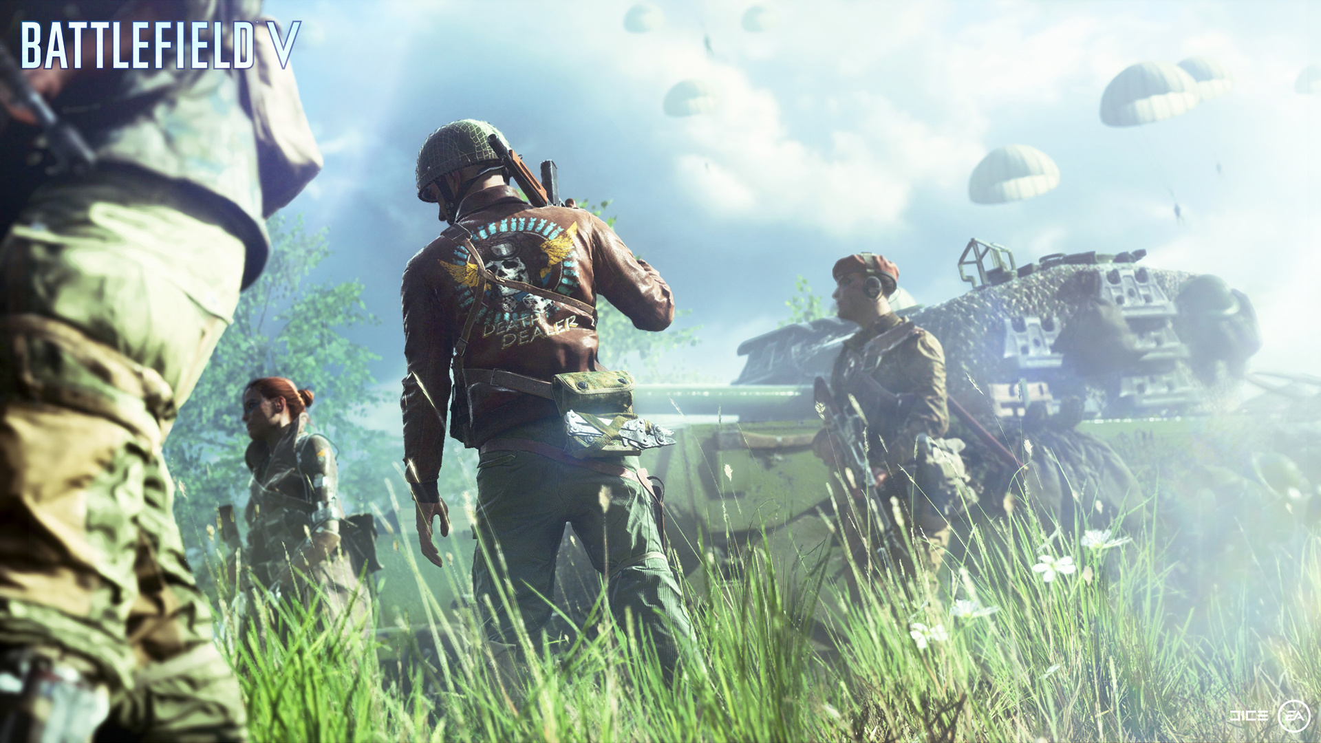 battlefield 5 s battle royale mode isn t being made by dice vg247