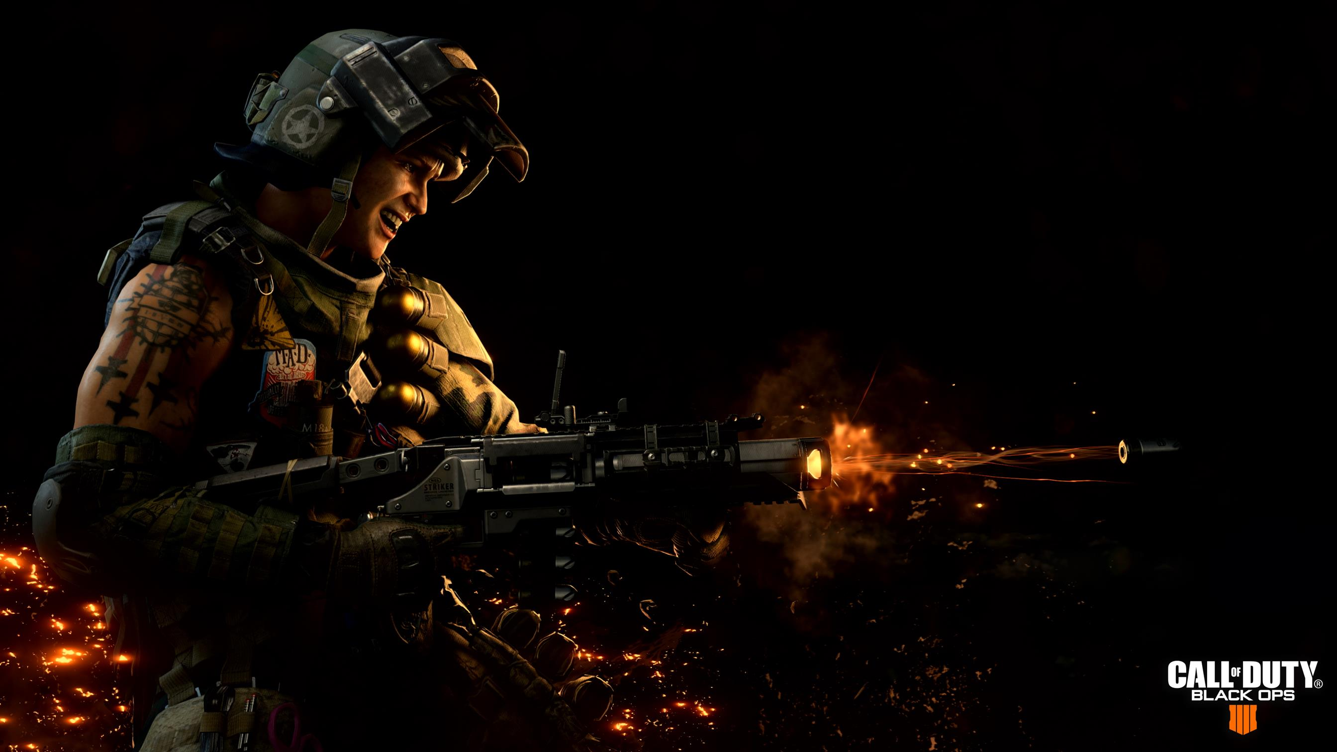 Call of Duty: Black Ops IV Blackout Trailer