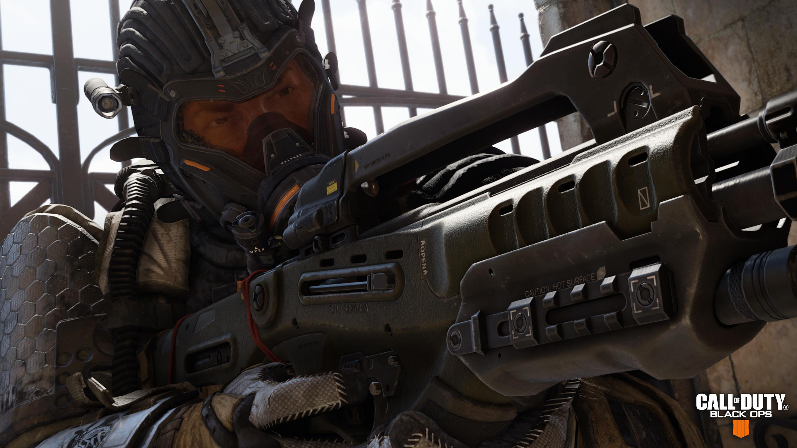 Treyarch Shares 'Call of Duty