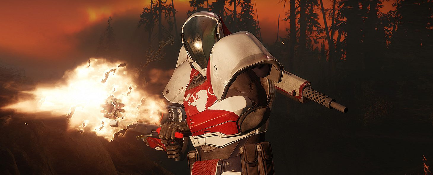 Destiny 2 update 1 2 1 with first round of Exotic Armor changes live