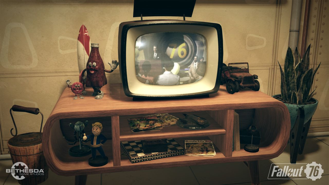 Early Rumours Suggest Fallout 76 Will Be Online Only