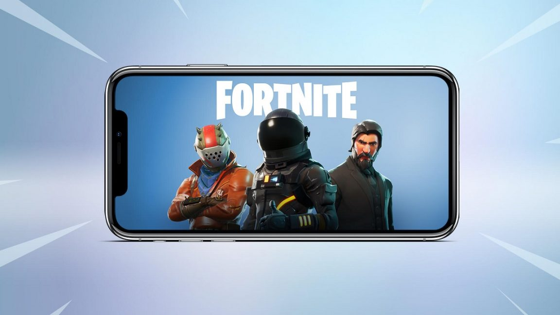 Honor's View20 - the best budget phone for playing Fortnite