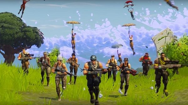 Fortnite gets new burst assault rifles in tomorrow's patch