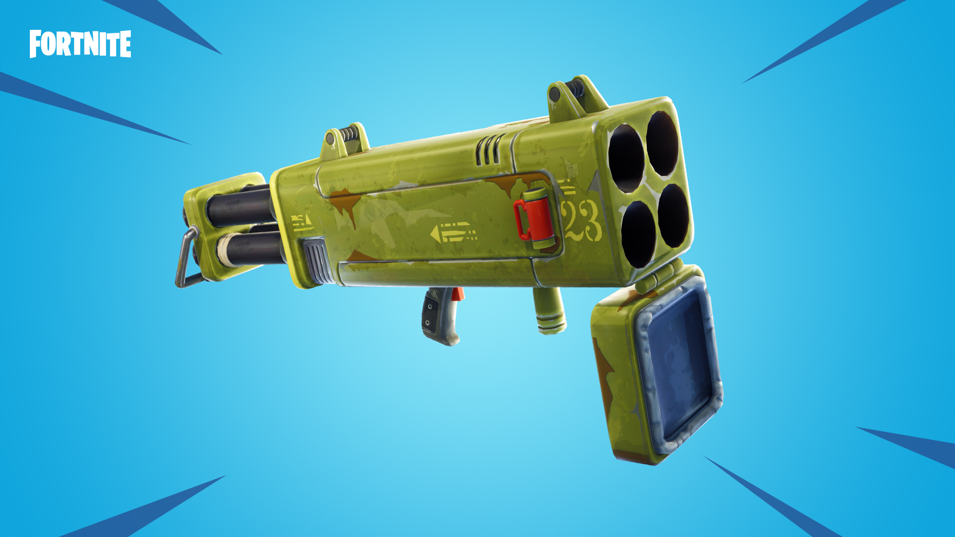 Fortnite v5 30 patch datamine: flamethrower, quad launcher