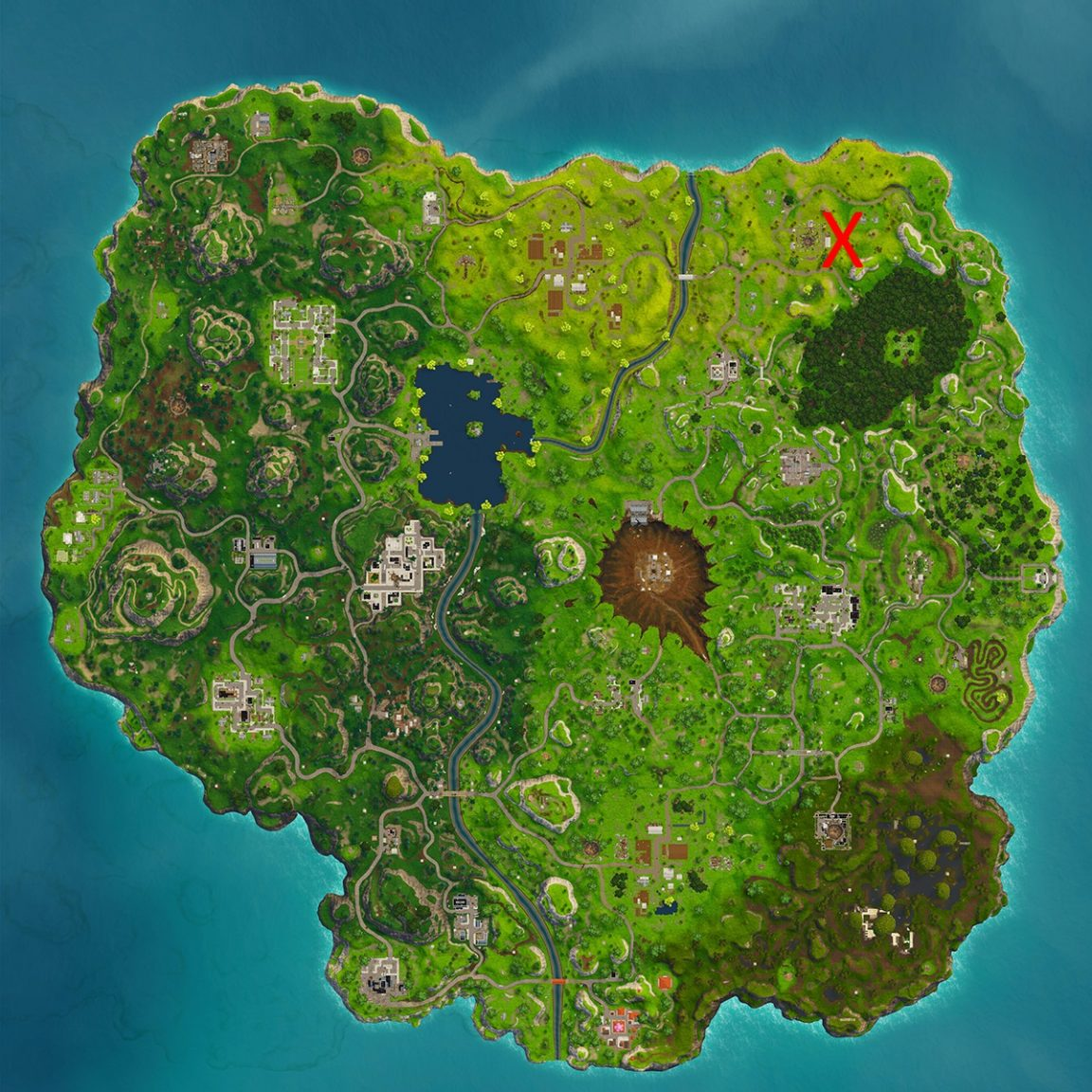 Fortnite: where to search between a Scarecrow, Pink Hotrod, and a ...