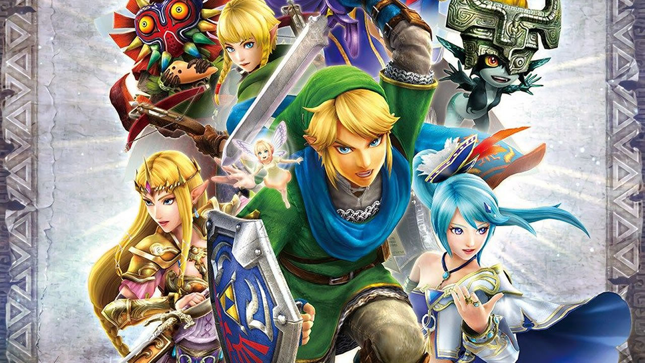 Hyrule Warriors Definitive Edition Review The Best Ever Warriors Game Gets A Little Better Vg247