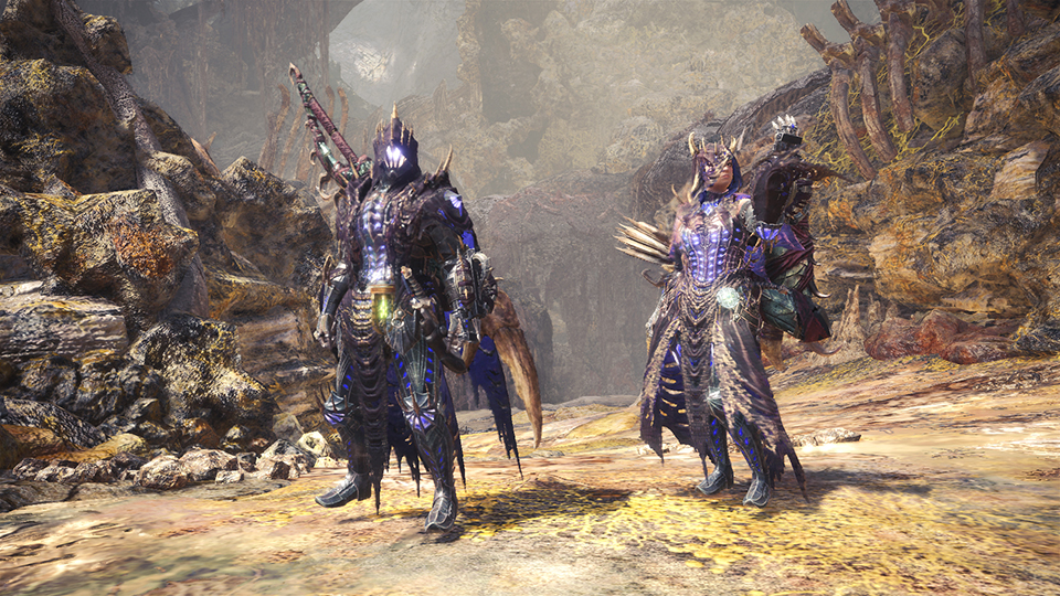 Free Monster Hunter: World update brings about Lunastra: Empress of Flame