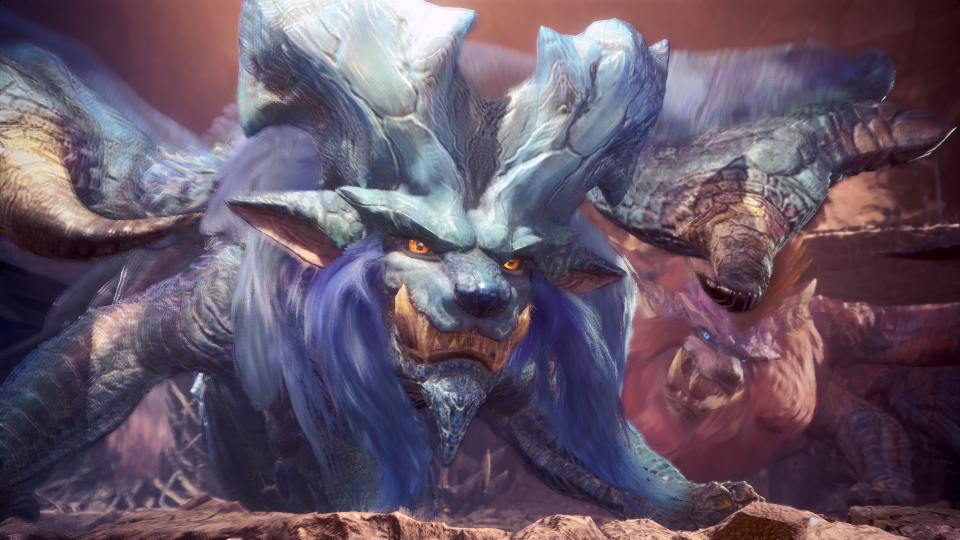 Monster Hunter World Gets 21 9 Support On Pc Push To Talk Vg247