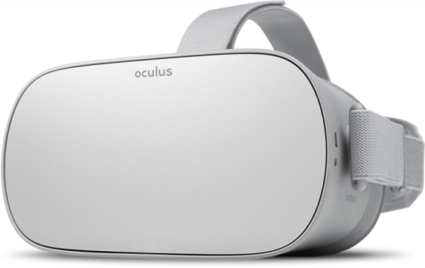 Oculus Go has been released, 32GB and 64GB models available