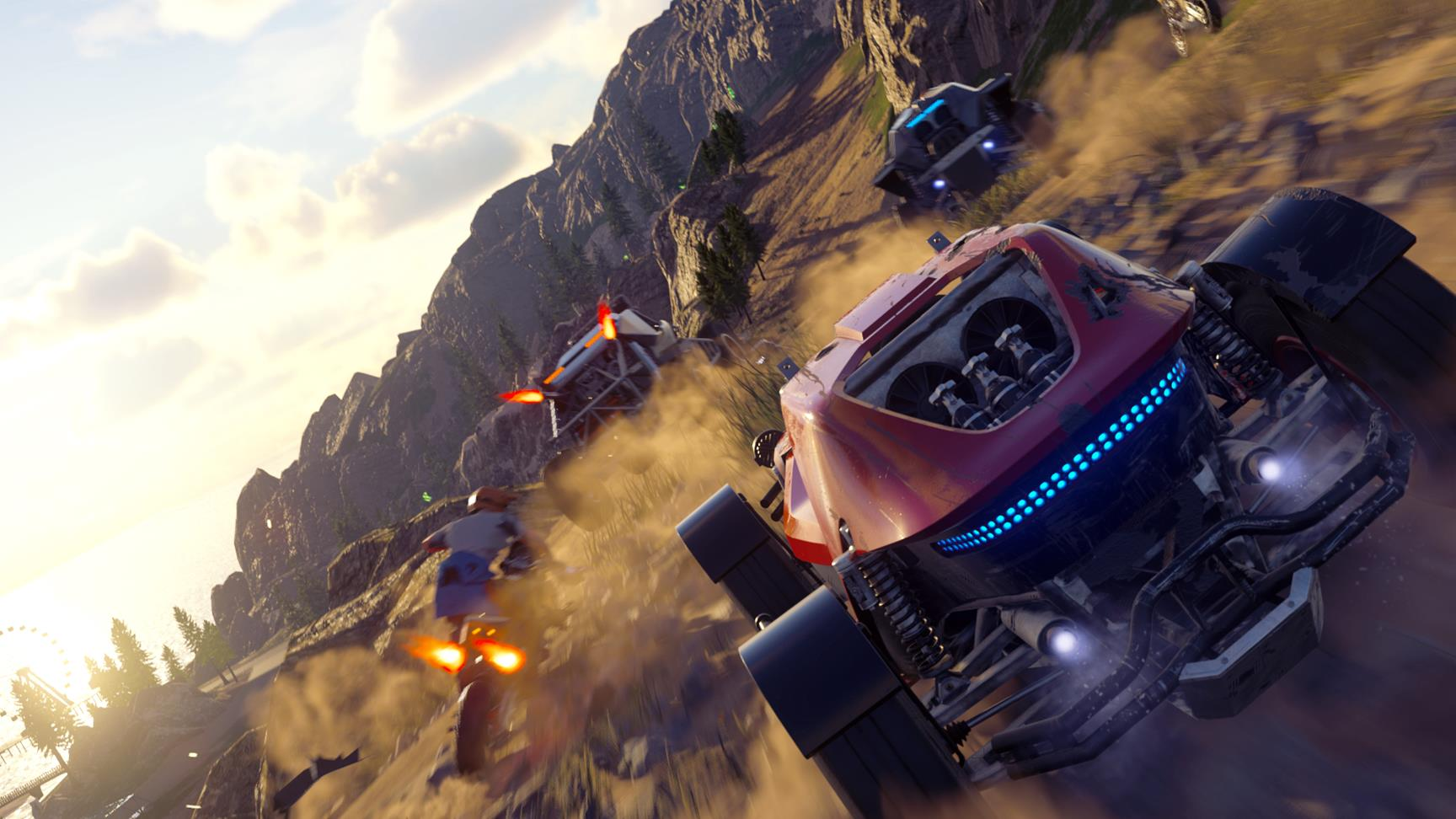 PlayStation Plus free games for December will include SOMA and Onrush