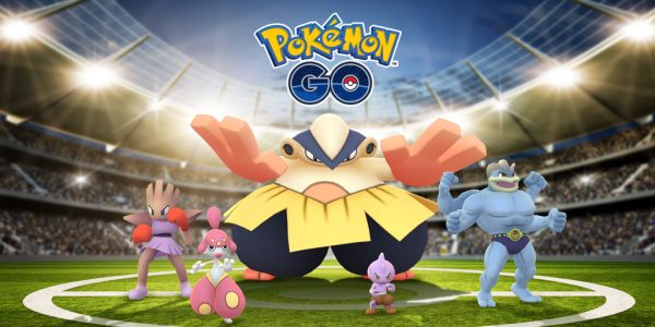 Pokemon GO Battle Event