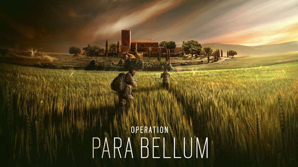 Ubisoft reveal first details of Operation Para Bellum for Rainbow Six Siege