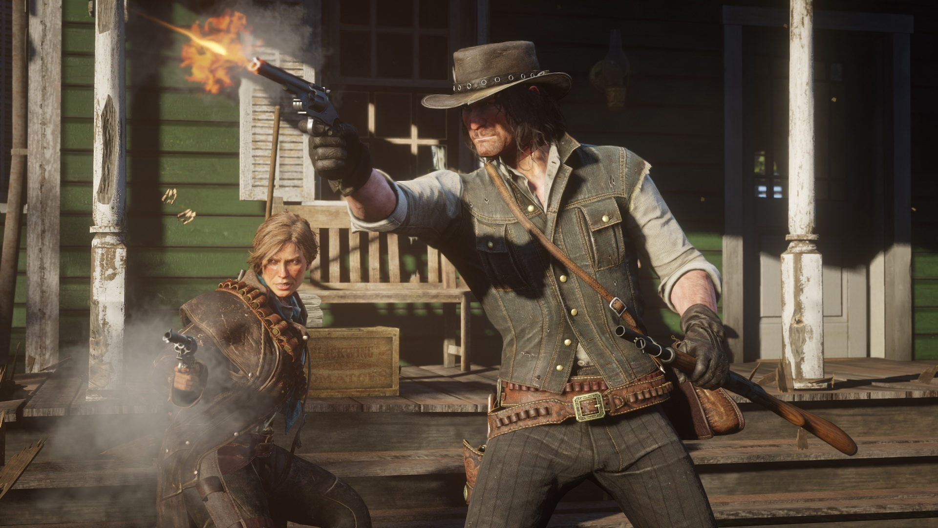 Red Dead Redemption 2 S Bank Robbery And Gang Hideout Only Available