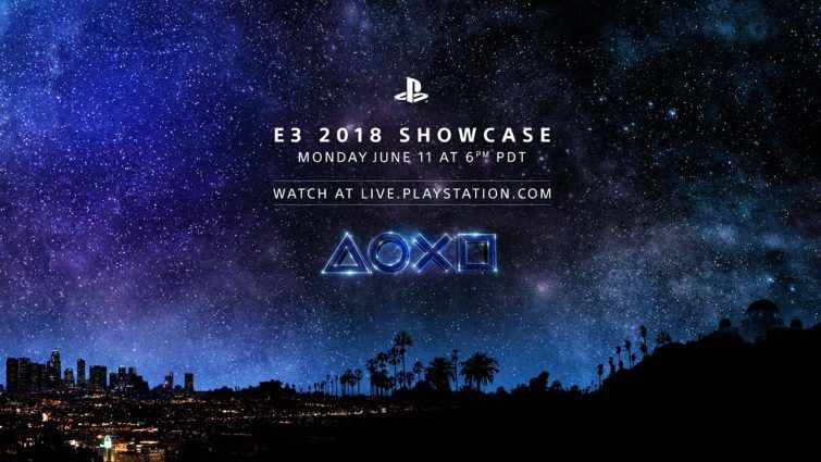 PlayStation E3 2018 Showcase confirmed
