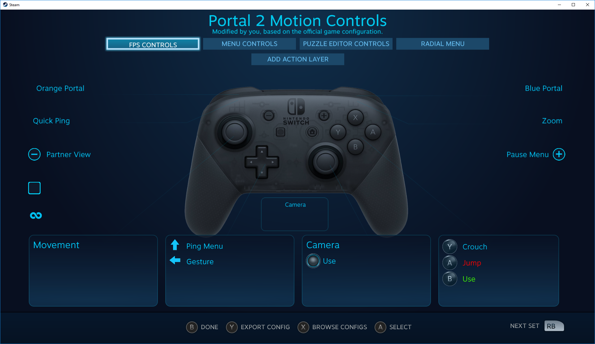 Latest Steam Beta Adds Support For Nintendo Switch's Pro Controller