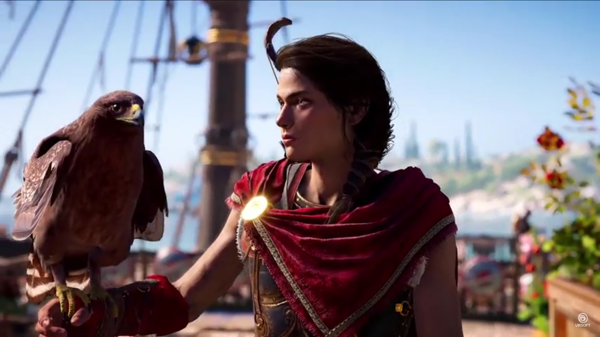 Assassin S Creed Odyssey Lets You Be As Gay As You Want Vg247
