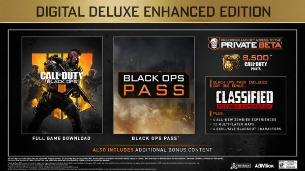 The Black Ops 4 Pass May Tease A Remastered Bo1 Zombies Map Vg247