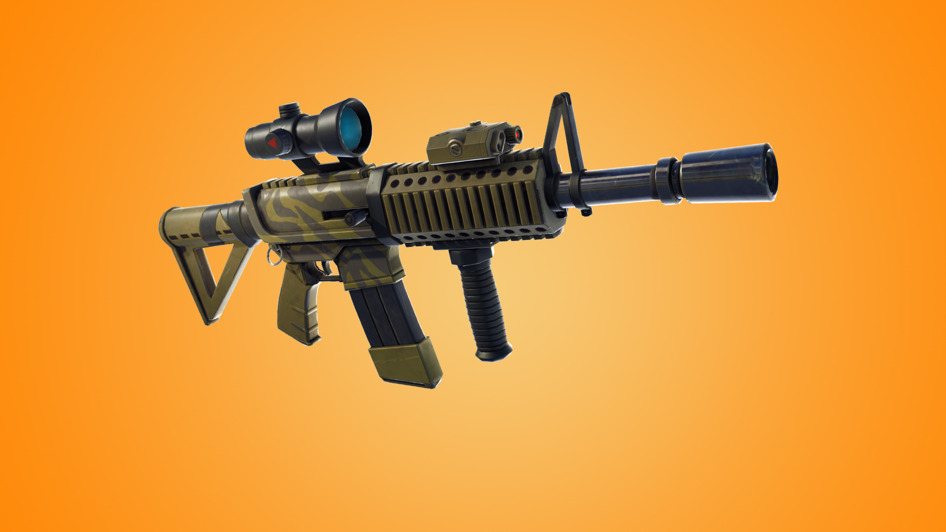Fortnite V4 4 Patch Notes Update Brings New Thermal Scope Assault