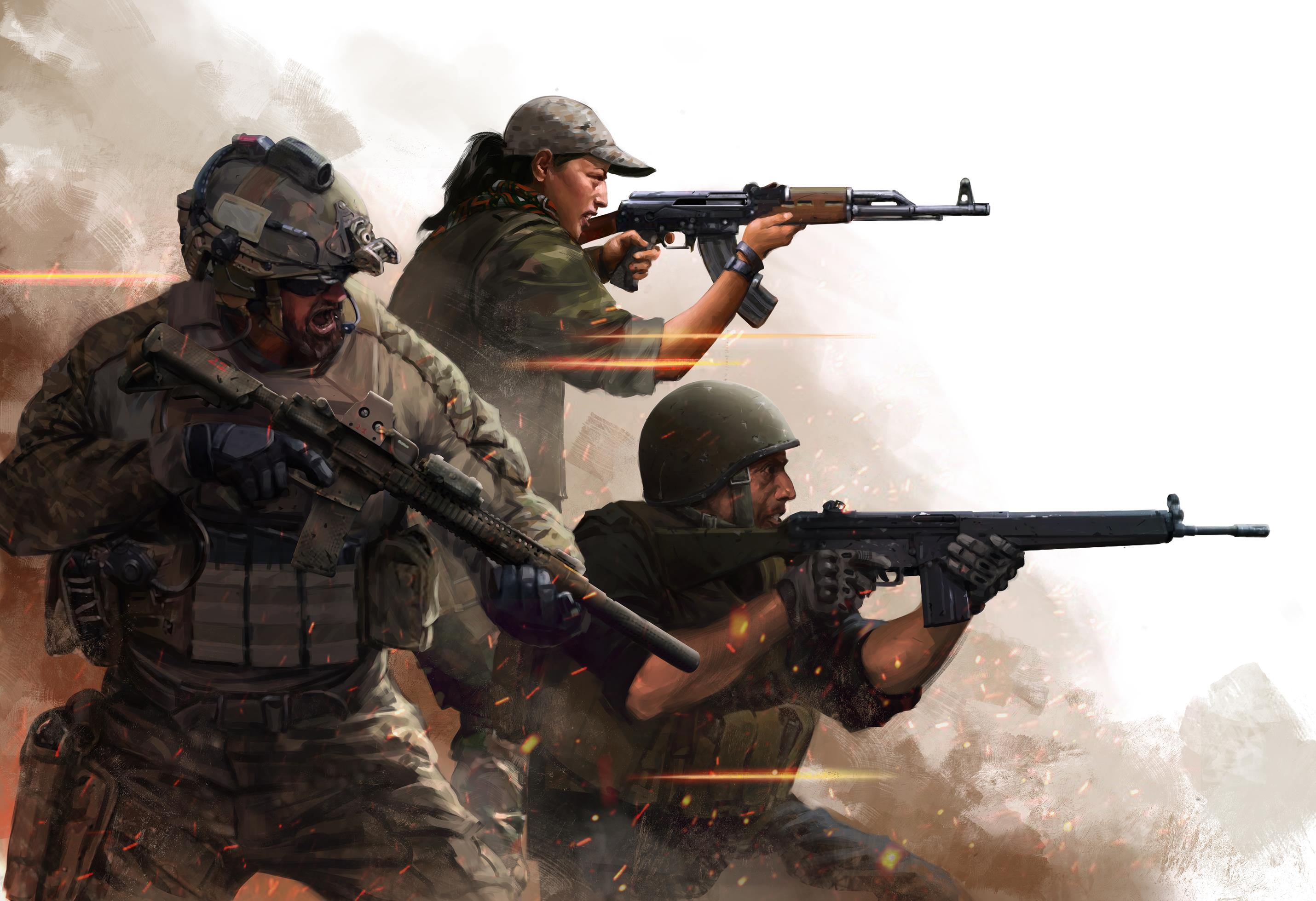 Insurgency: Sandstorm mixes tense co-op with ARMA-lite gameplay - VG247