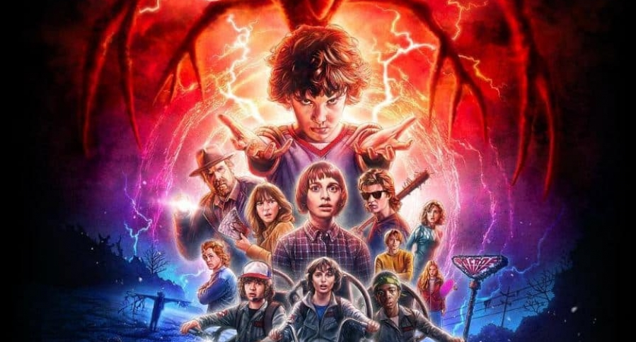 Stranger Things is getting a location-based mobile game