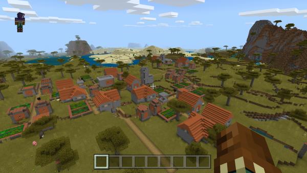 Las mejores semillas de Minecraft que necesitas para jugar ahora mismo. 34
