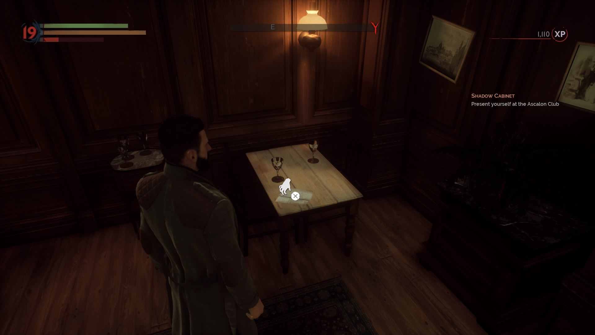 Vampyr Collectables Information With Screenshots Where To Seek Out - Make-your-room-look-like-a-vampires-room