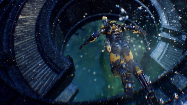 Anthem Story Gameplay And How Multiplayer Works Detailed By Bioware