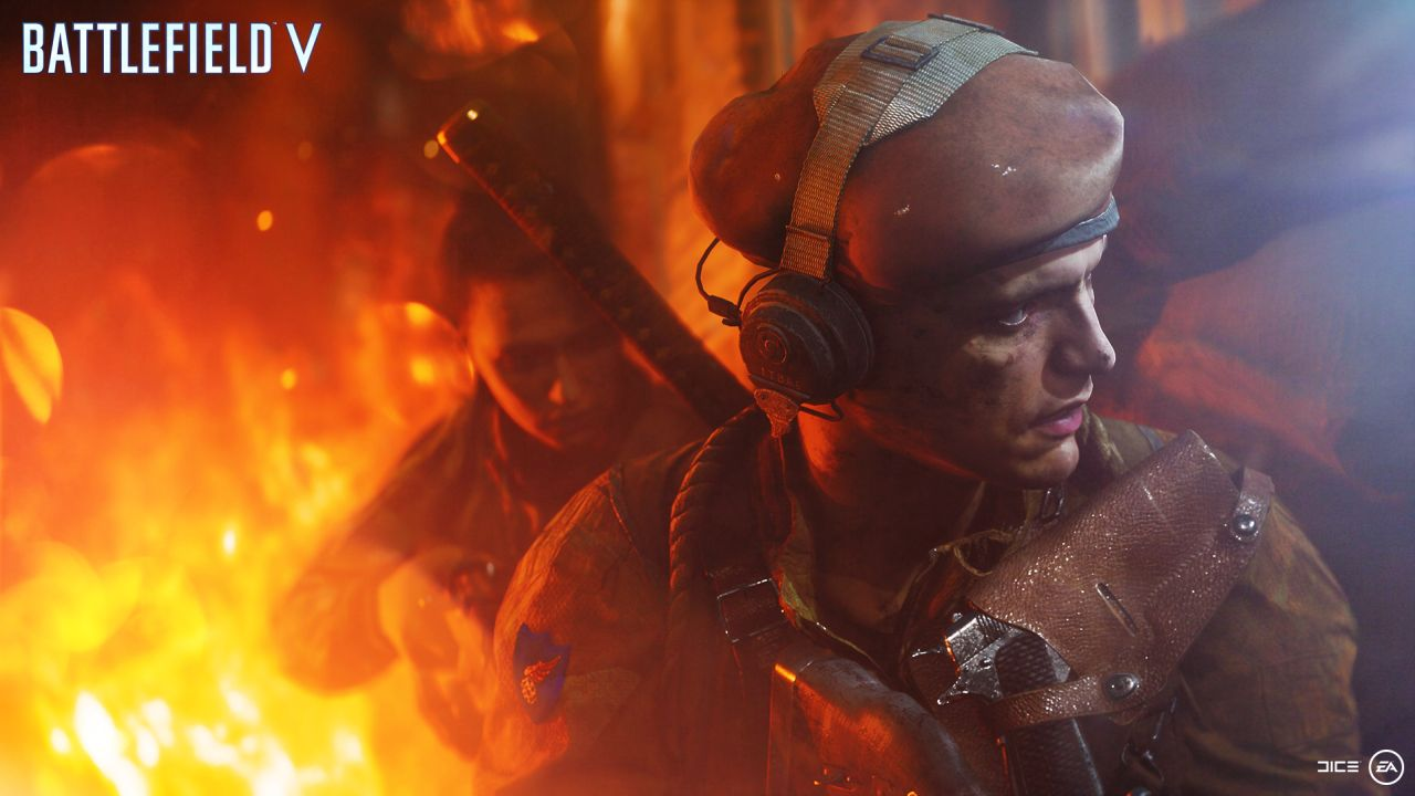 E3 2018: watch new Battlefield 5 multiplayer gameplay with new details