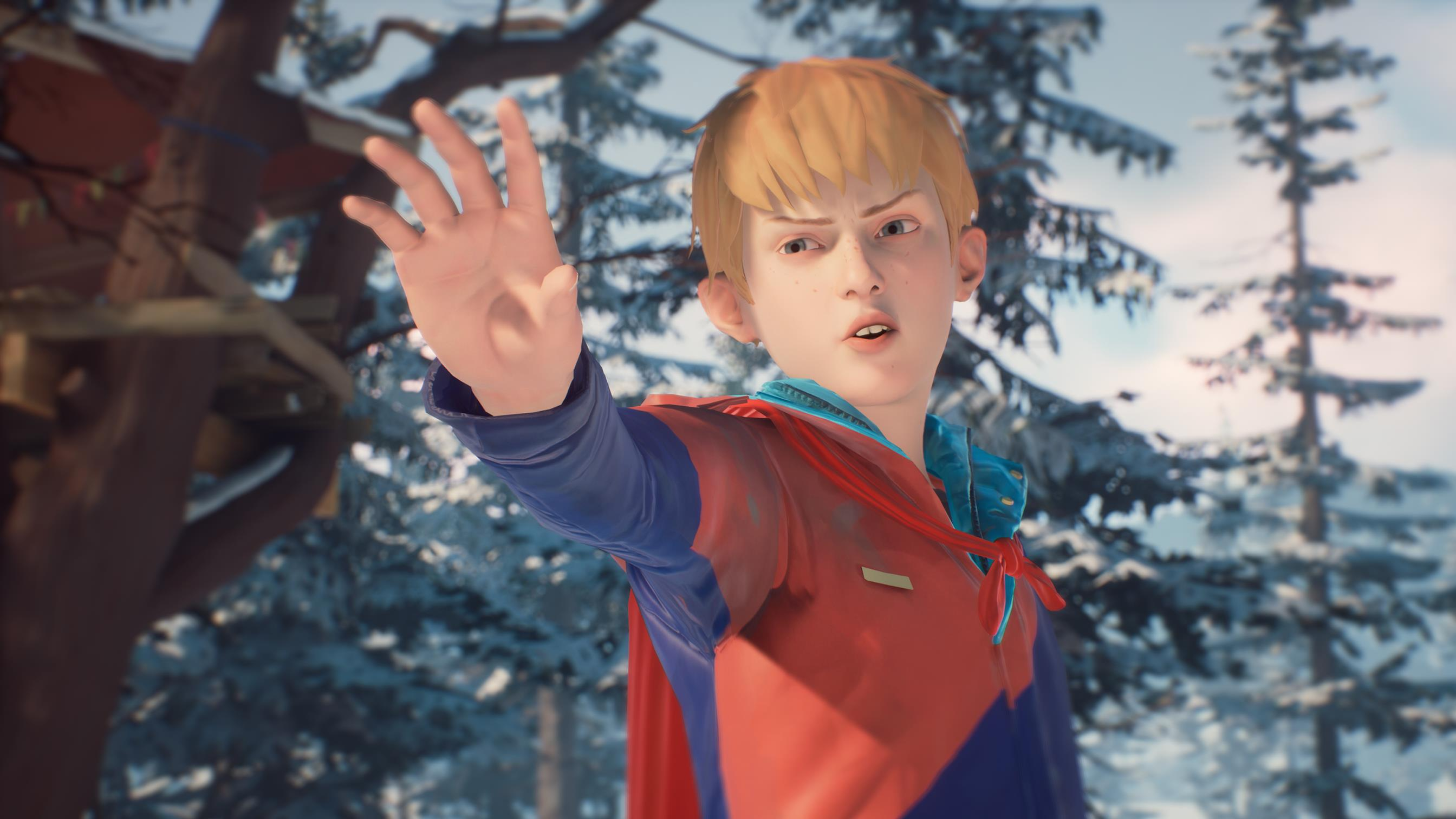 The Awesome Adventures Of Captain Spirit Arrives June 26, 2018 (Update)