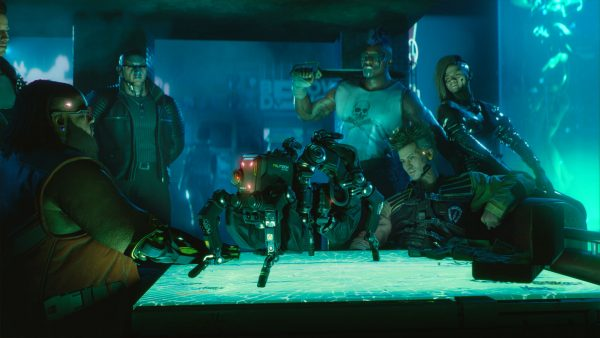 Cyberpunk 2077 Off-Screen Gameplay Video Shows Night City