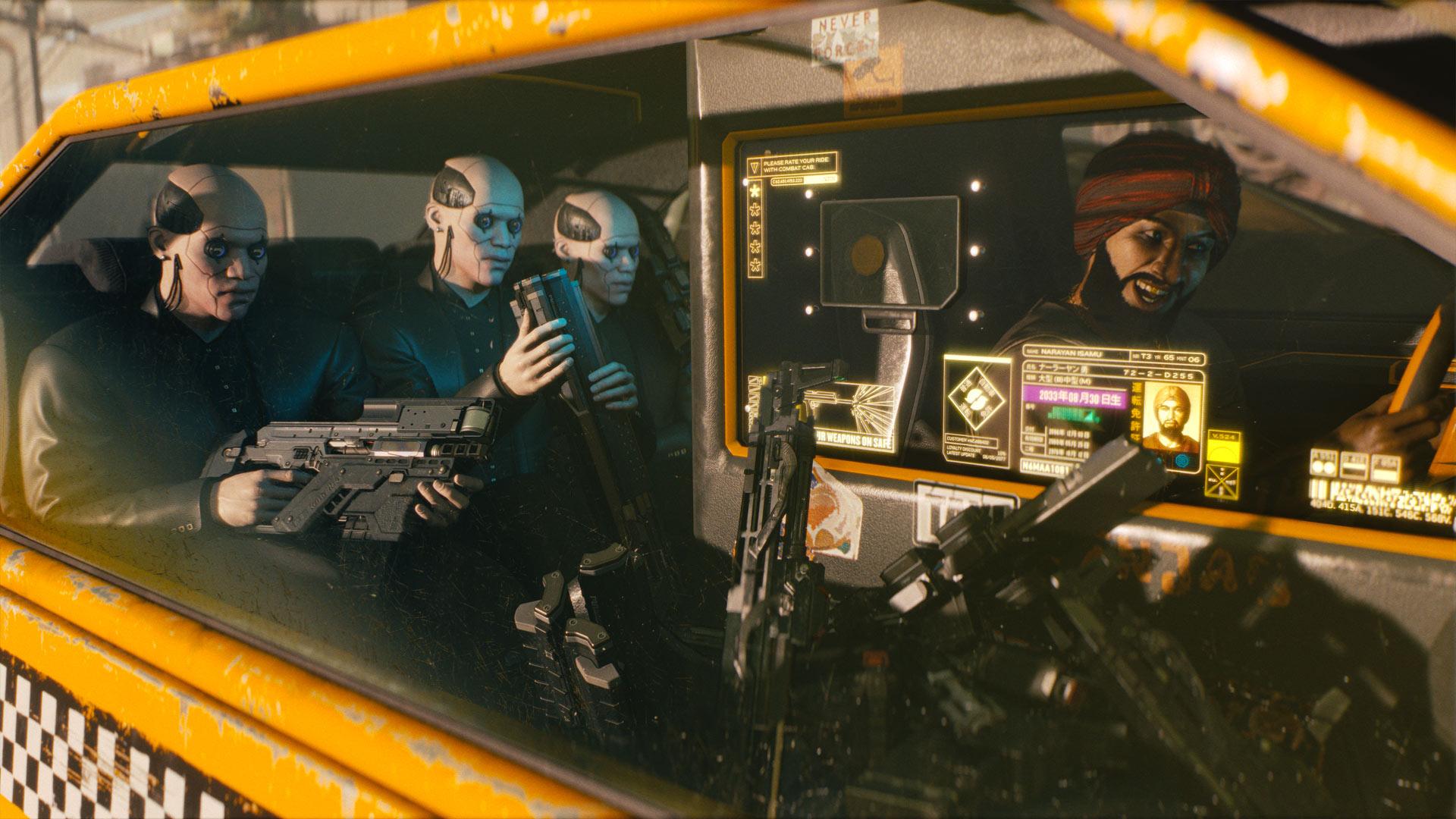 cyberpunk 2077 oynanış ile ilgili görsel sonucu