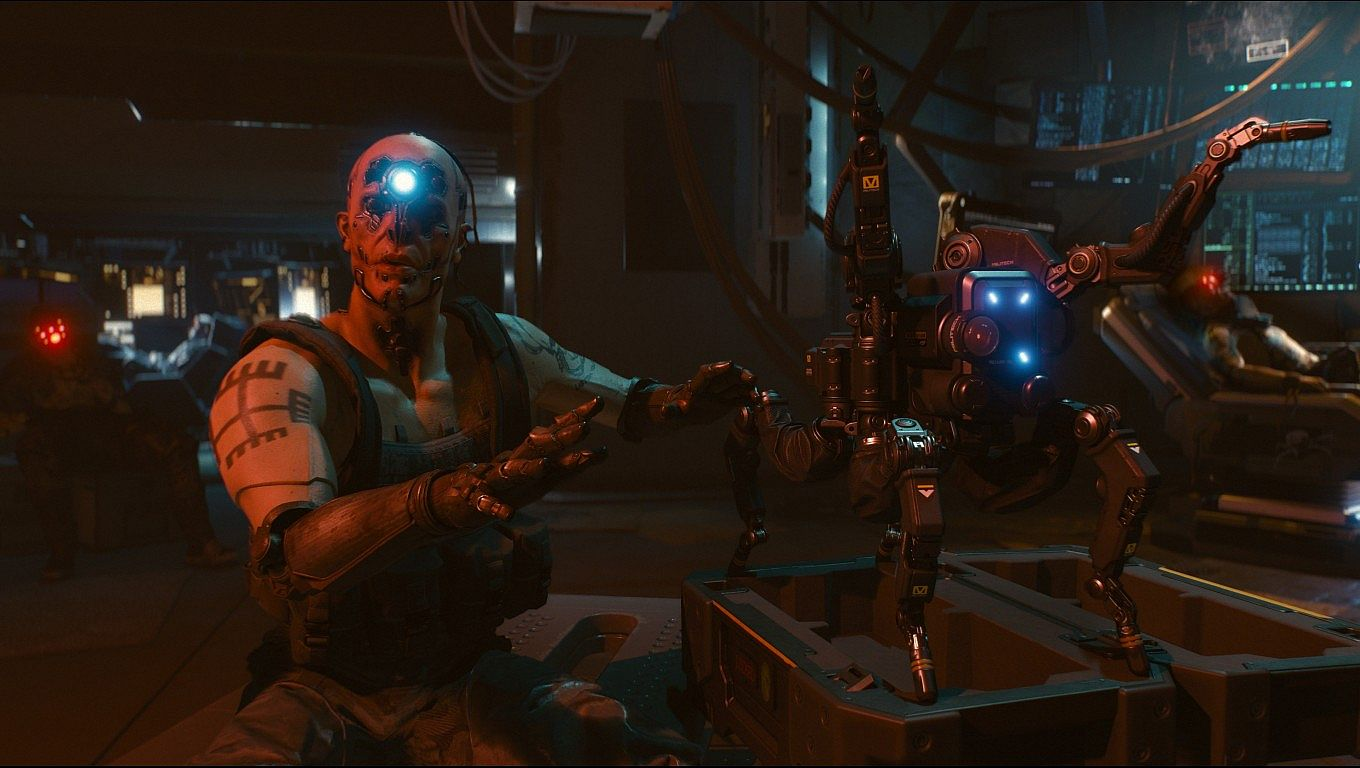 CD Projekt RED previously said that it's looking at multiplayer for  Cyberpunk 2077. Though the studio has been hiring developers with  multiplayer experience ...