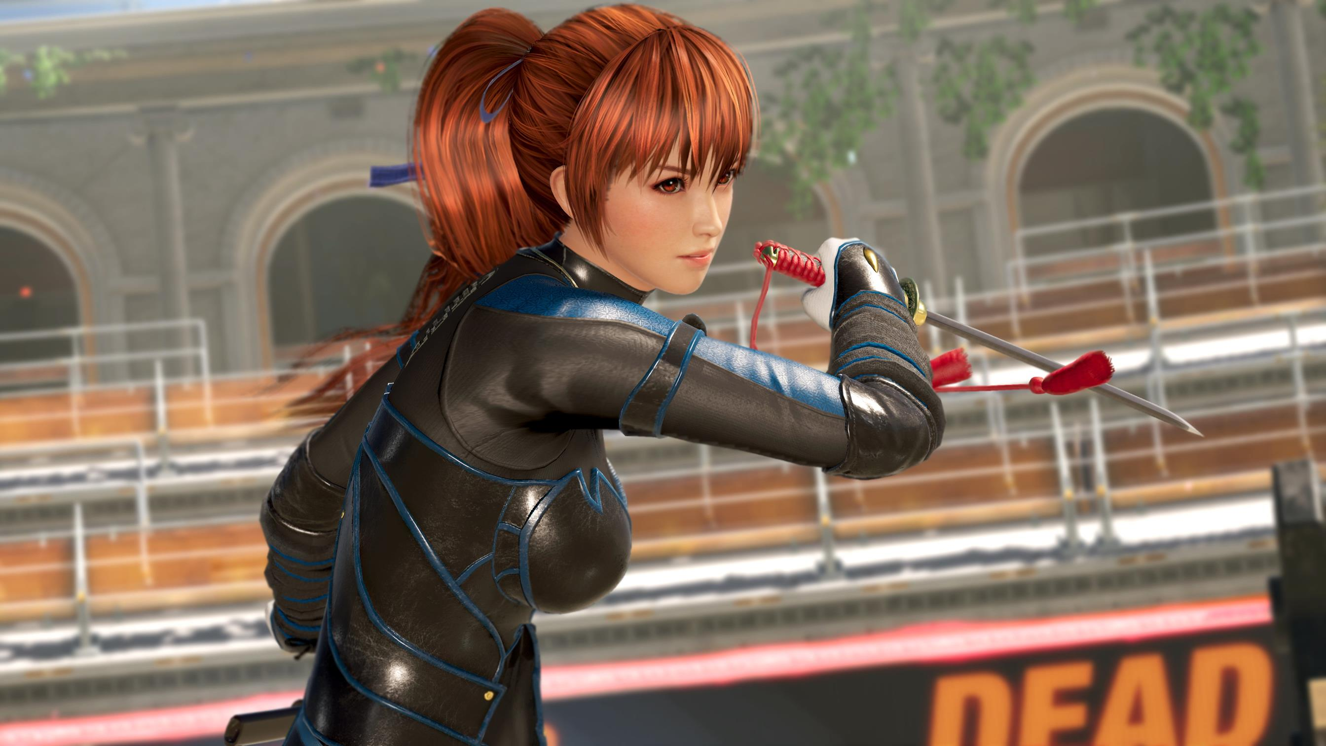 Dead or Alive 6 coming in 2019