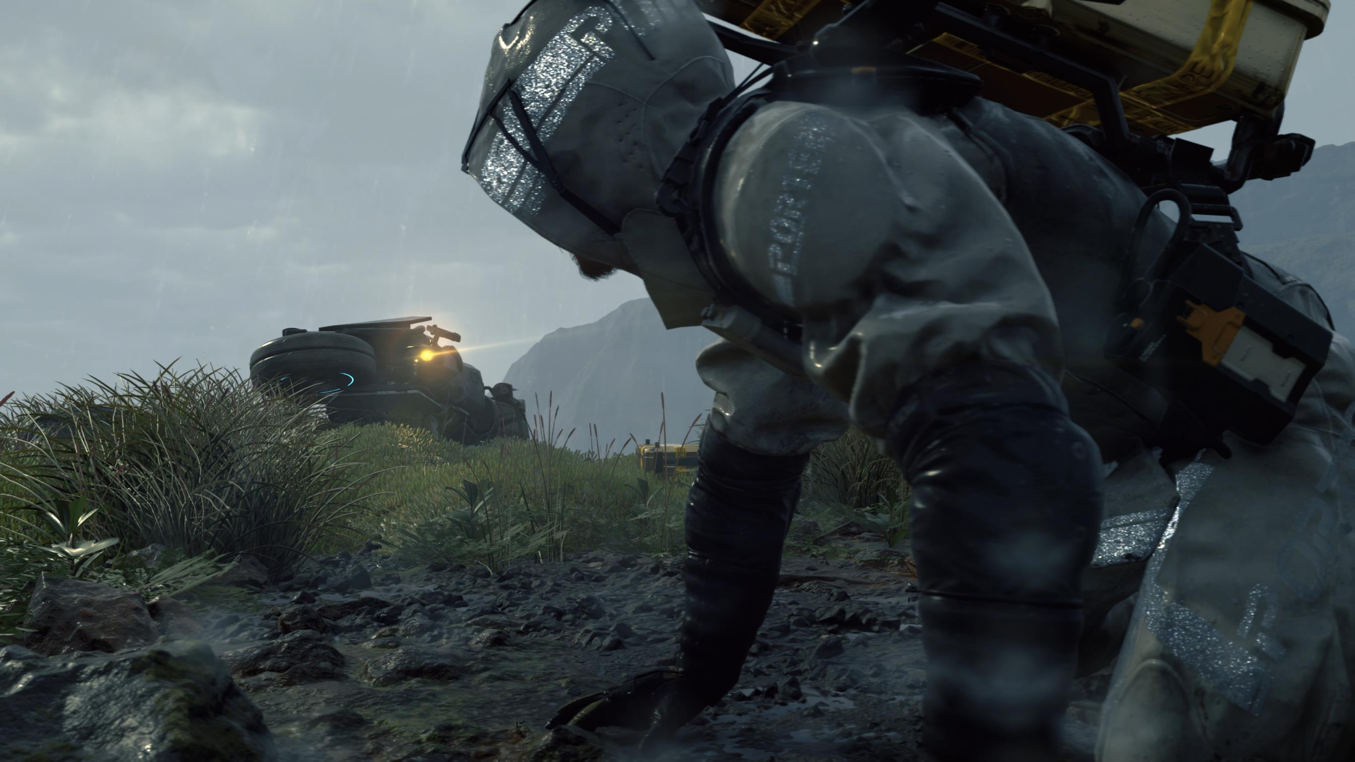 Kojima productions teases some Death Stranding news for May 29