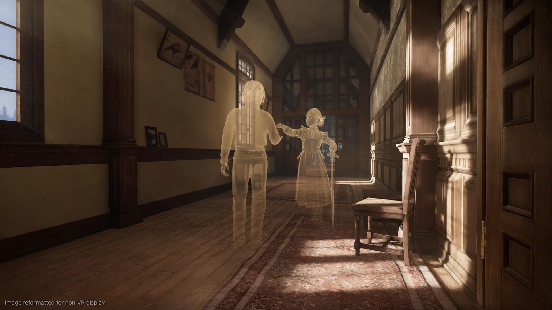 FromSoftware Unveils Déraciné PlayStation VR Game