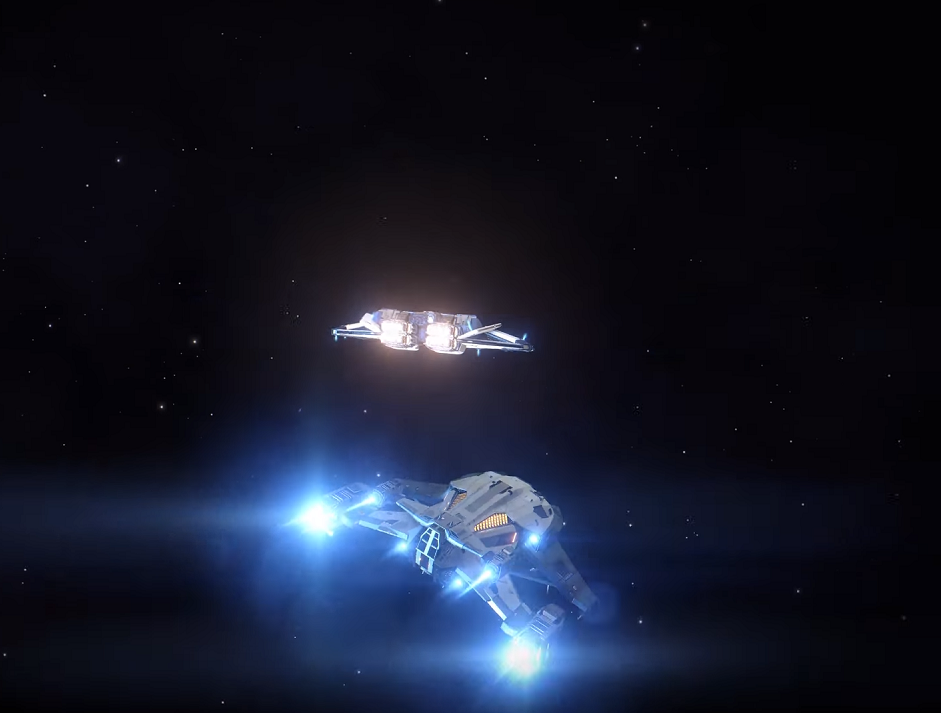 Elite Dangerous' free update Beyond: Chapter Two rolls out