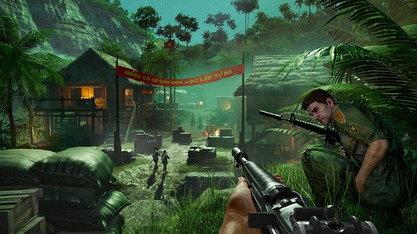 Far Cry 5 S Vietnam Dlc Cuts The Crap And Puts An Emphasis On Stealth Vg247