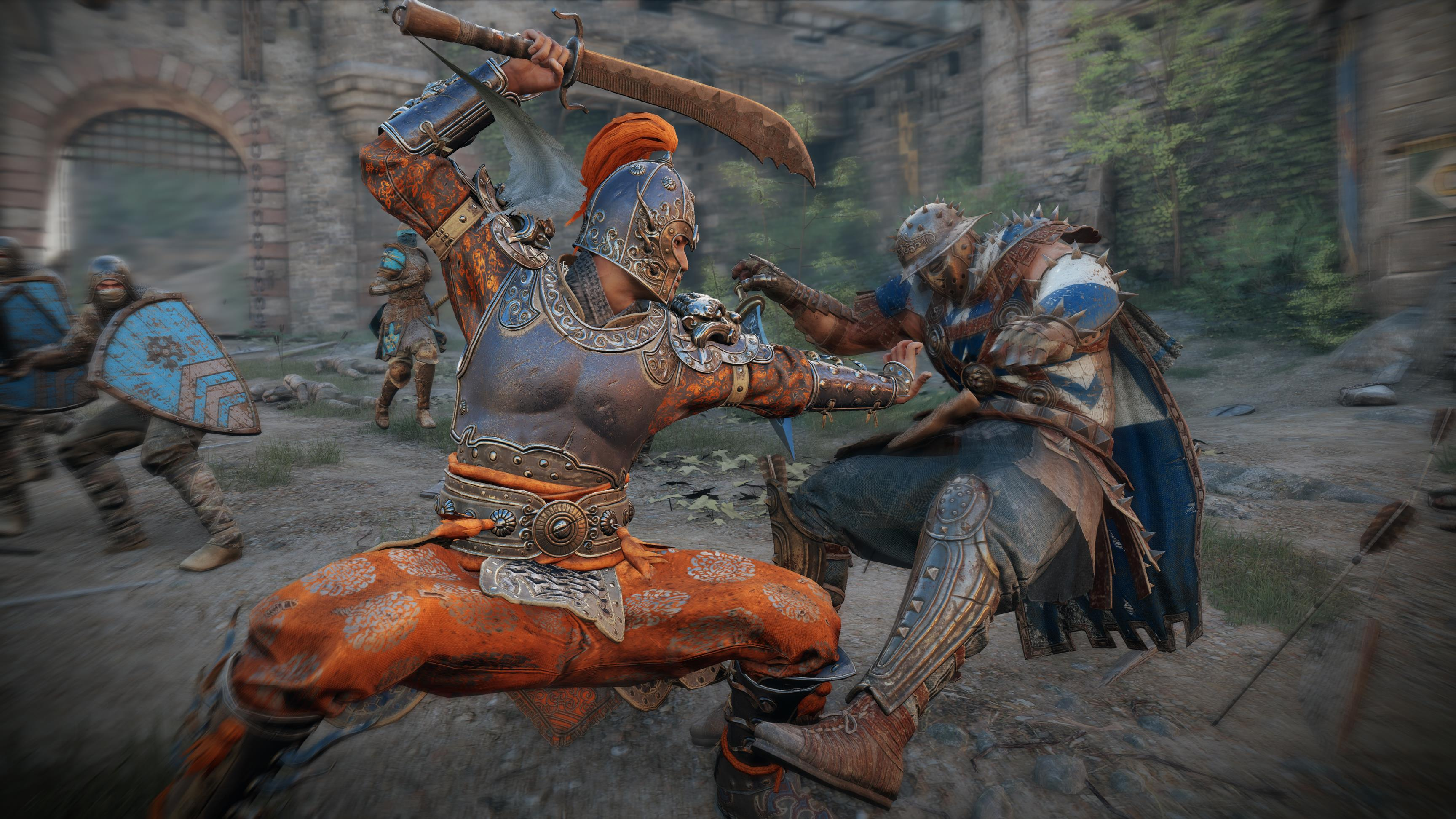 For Honor is coming to PS5 and Xbox Series X/S with 60fps support thumbnail