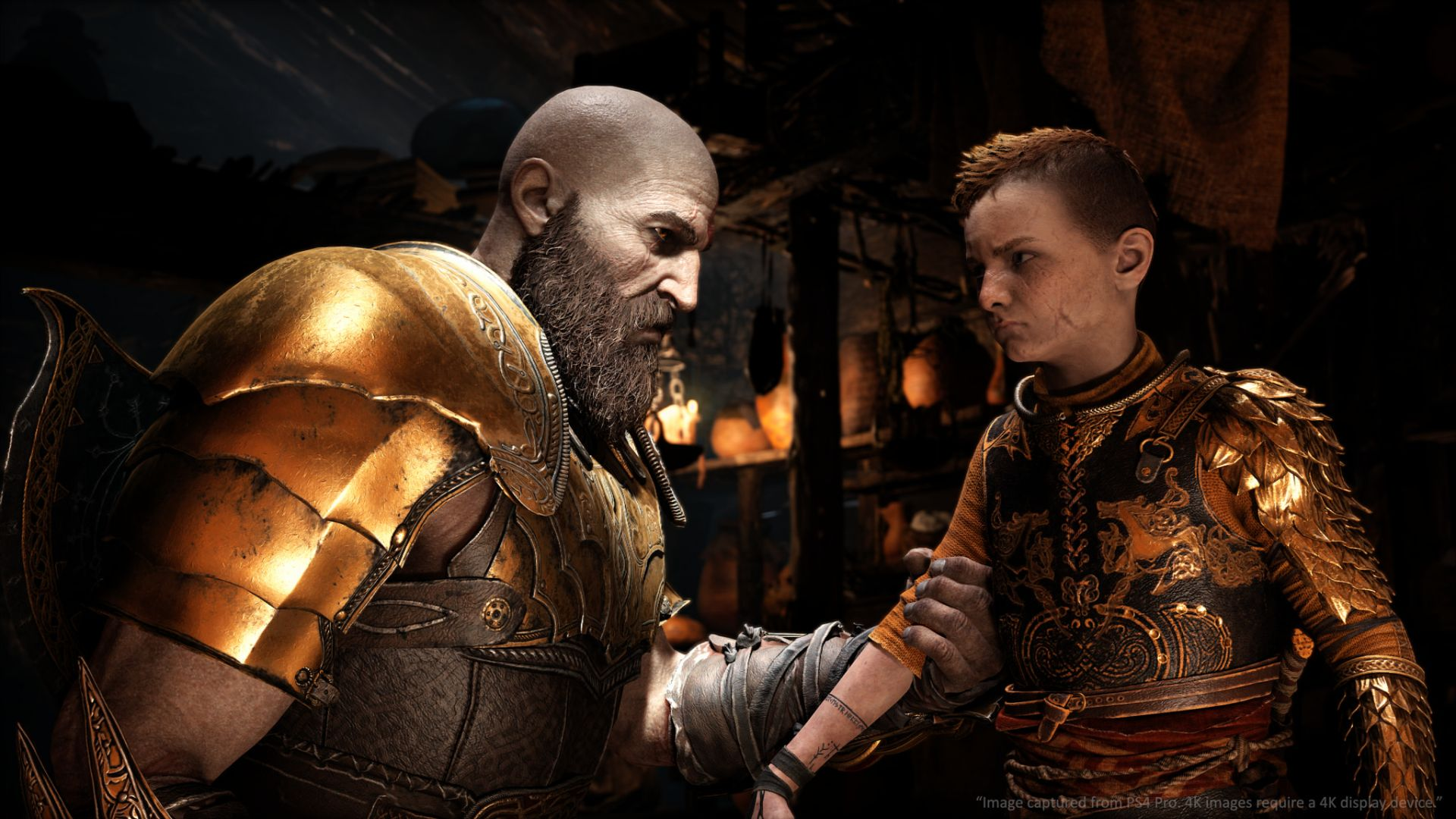 Netflix isn't planning a God of War series, but game director would