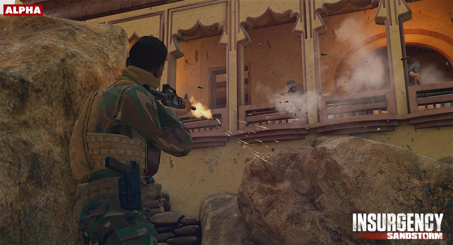 Insurgency: Sandstorm PC version launches September, PS4 and Xbox