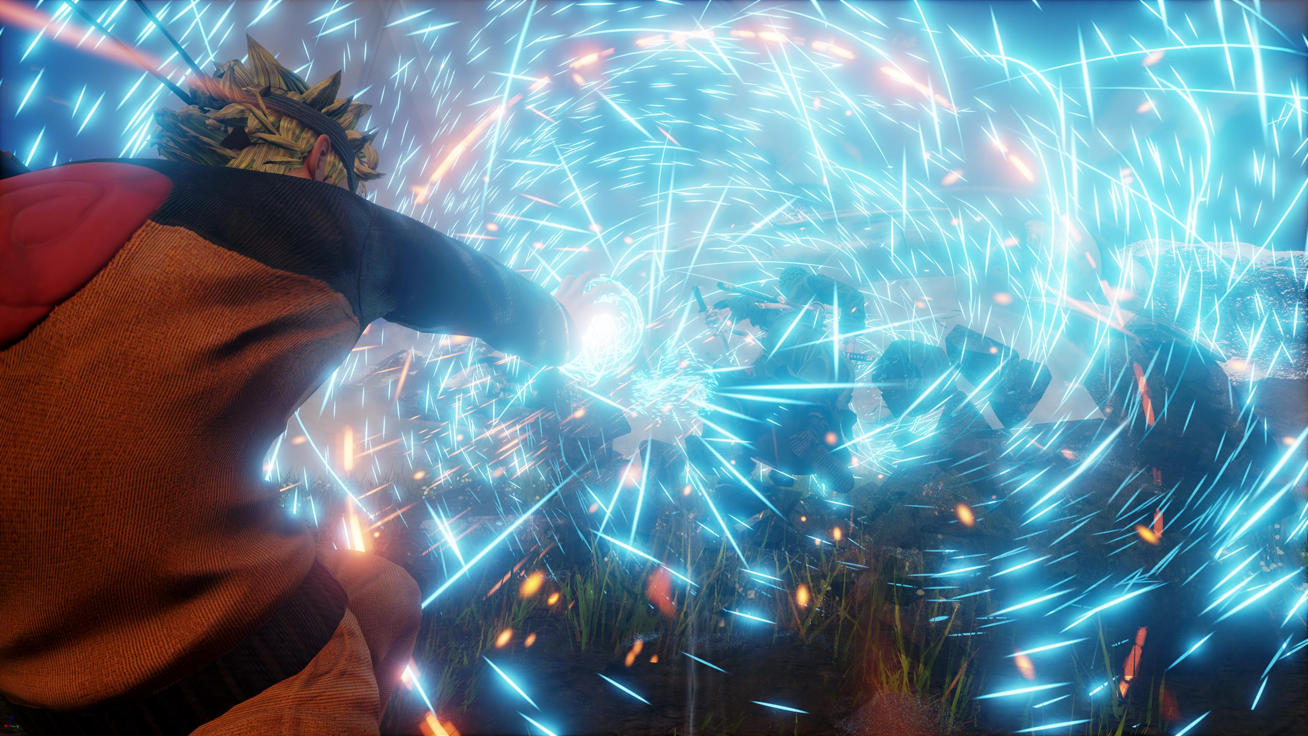 Dragon Ball, Naruto, and One Piece team up for Bandai Namco's Jump Force