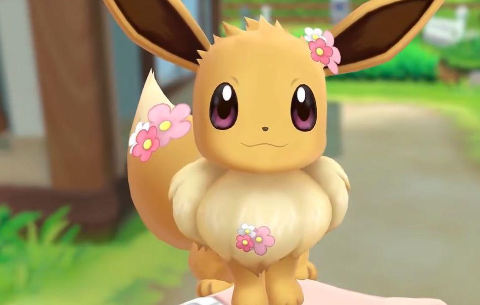 2019 real code promo Vente de liquidation 2019 Pokemon Let's Go Pikachu and Eevee customization shown in video