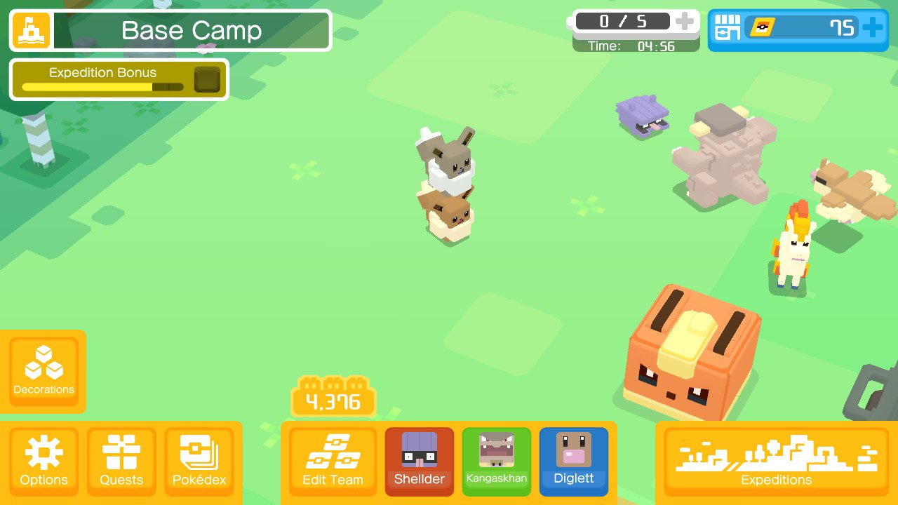 So Lets Get To It Heres How Eevee Evolution Works In Pokemon Quest
