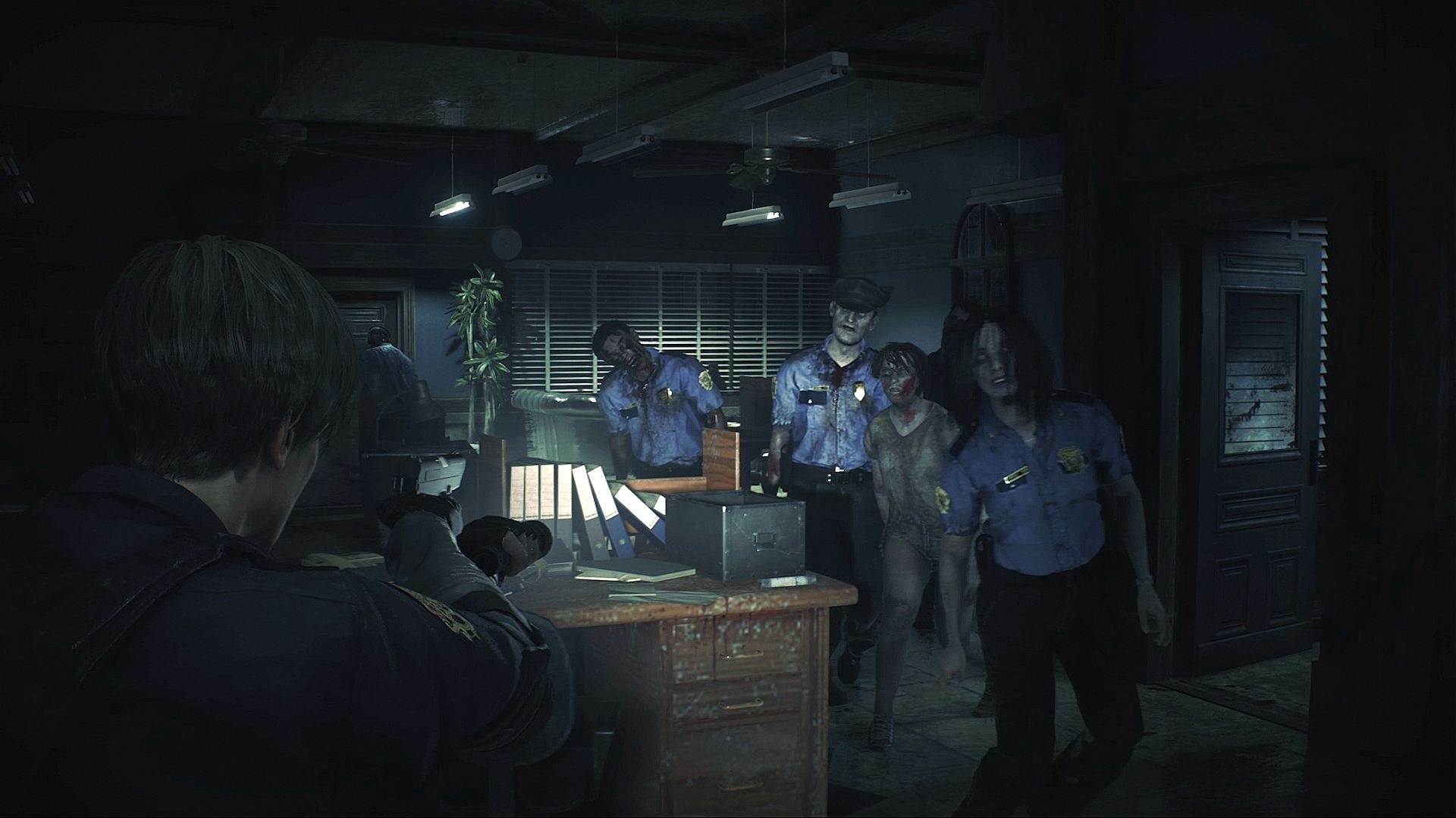 """Resident Evil 2 Remake Interview: """"You Won't Ever Feel Completely Safe"""""""