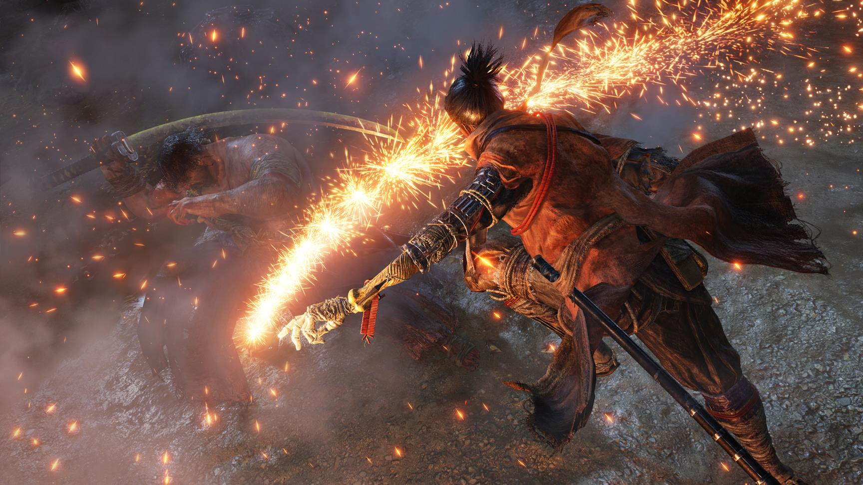Sekiro Shadows Die Twice Will Be A Similar Size To Bloodborne And Dark Souls 3 Vg247