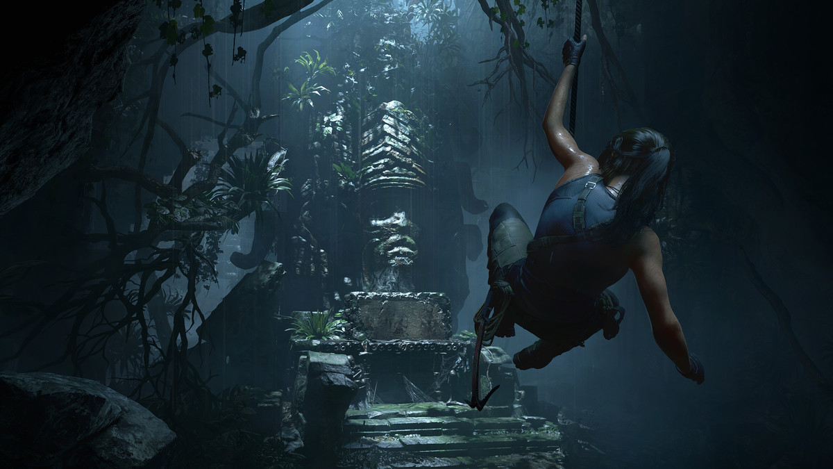 E3 2018 Watch The First Shadow Of The Tomb Raider Gameplay Vg247
