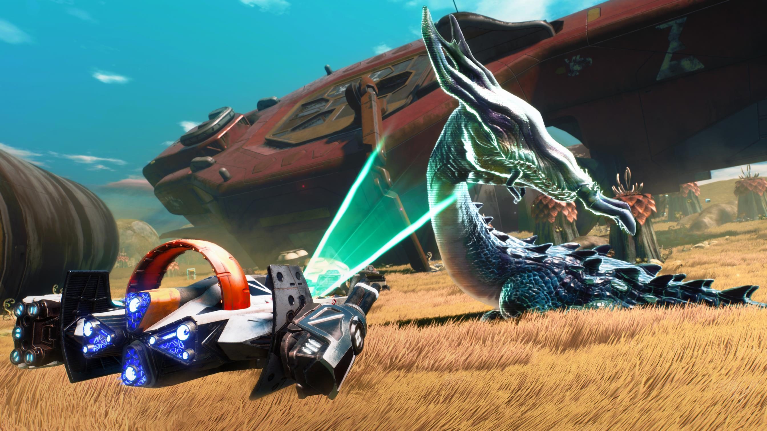 Get Starlink: Battle for Atlas free on PC, but be quick