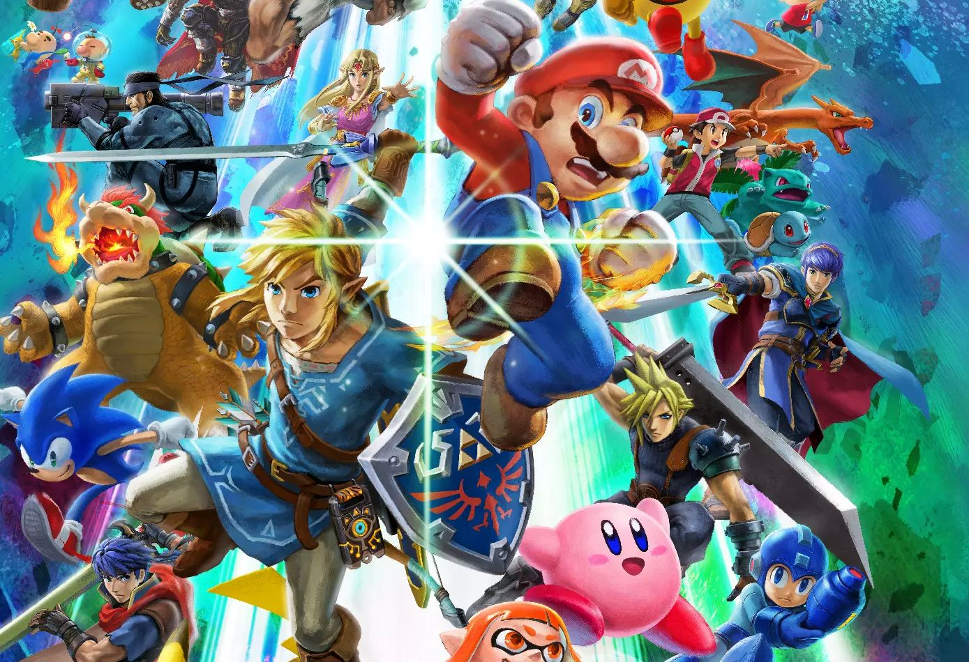 Super Smash Bros Ultimate Is A New Game And Not A Port