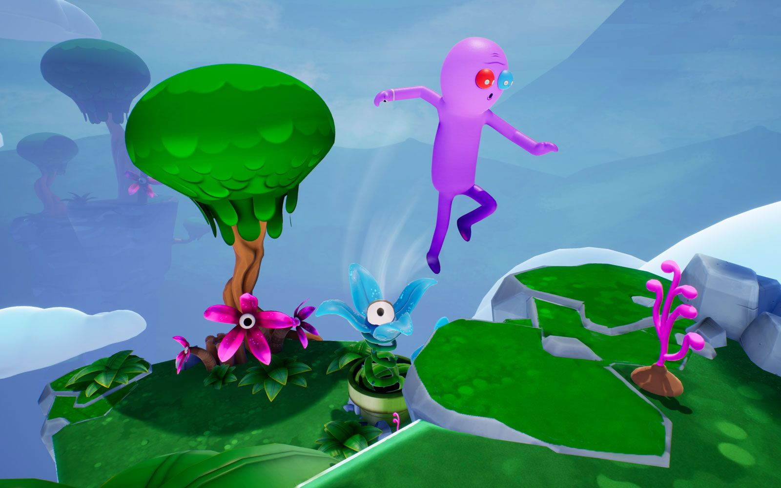 Squanch Games Announces Trover Saves the Universe, for PS4 and PSVR