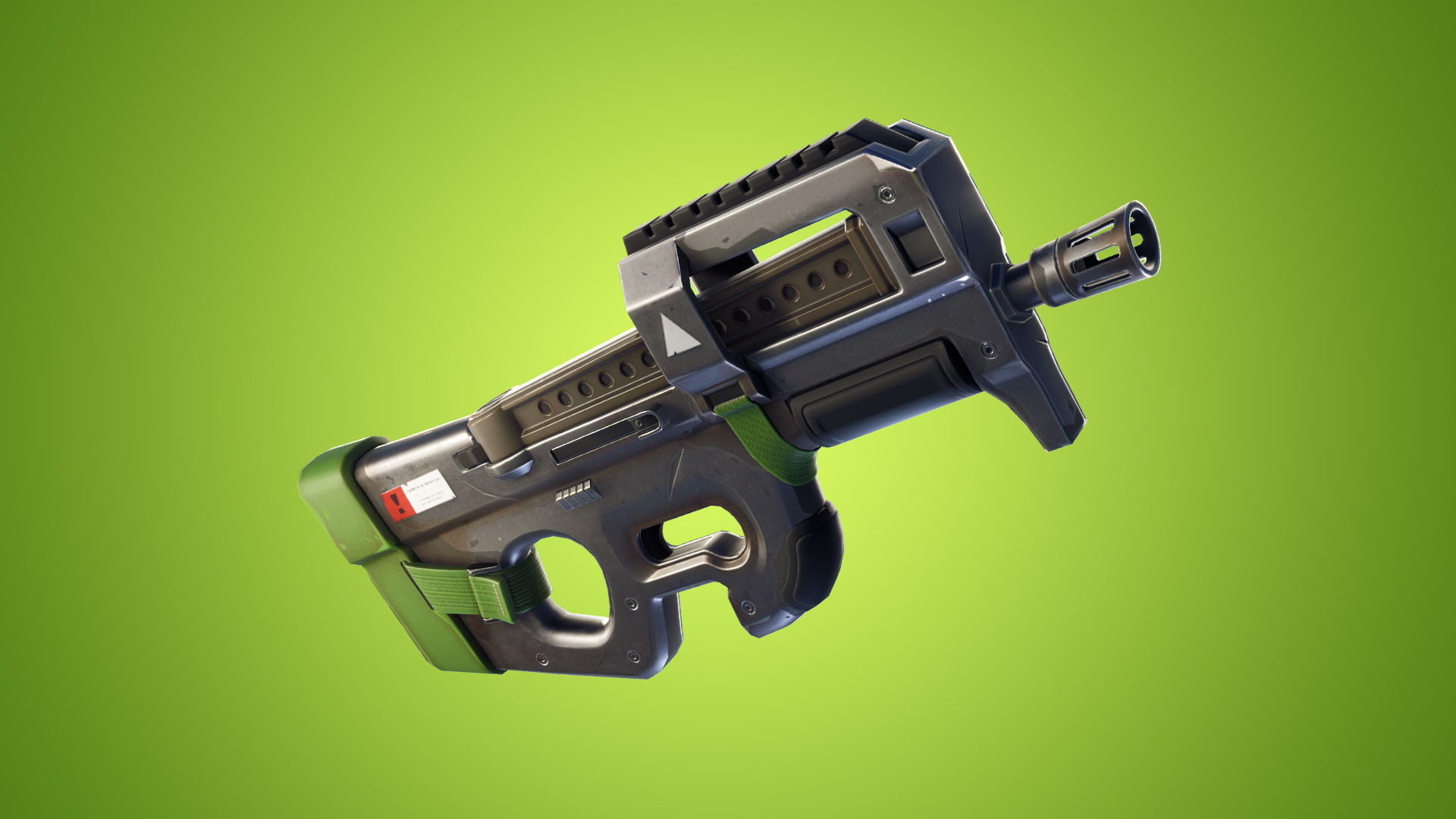 Fortnite v5.10 Patch Notes - Compact SMG P90, Birthday, Playground